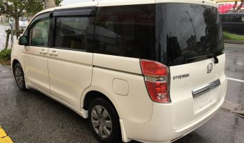 2009 HONDA STEP WGN full