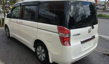 2010 HONDA STEP WGN full