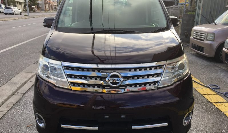 2010 NISSAN SERENA HIGHWAY STAR full